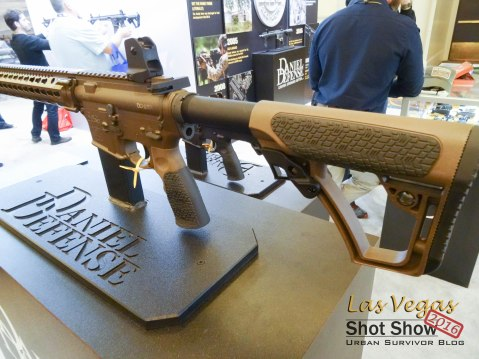Shot Show Daniel Defense DDISR ISR