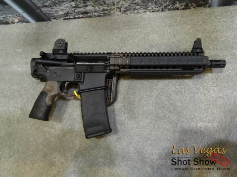 Shot Show Daniel Defense DDMK18 MK18 Folding
