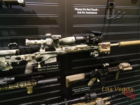 Shot Show 2016 TNVC Tactical Night Vision Company