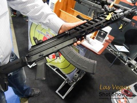 M+M Industries Shot show 2016 Magpul AK - M10 M10X Elite