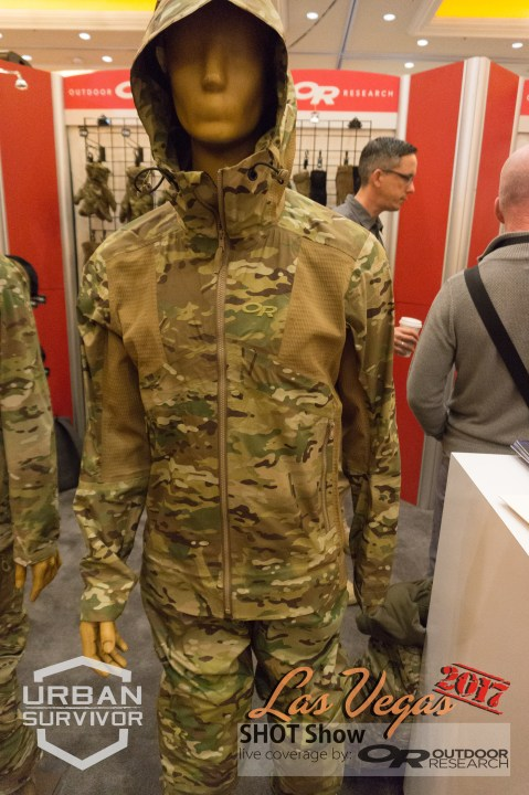 Outdoor Research Infiltrator Jacket Multicam