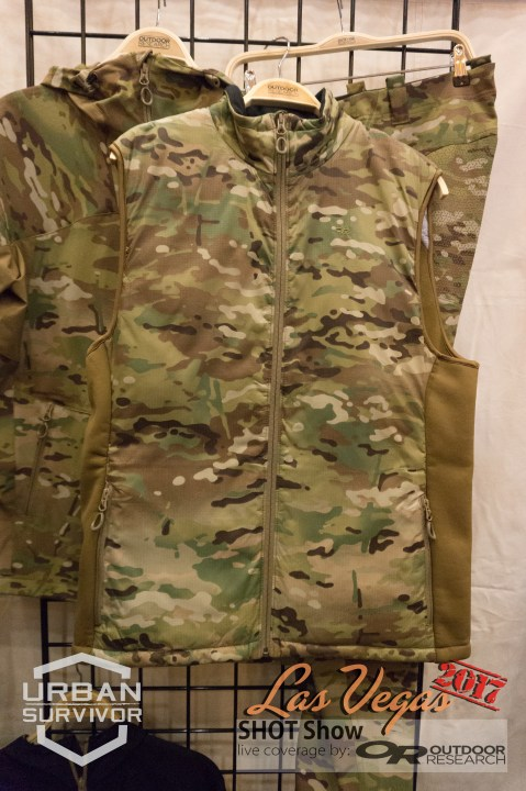 Outdoor Research Tradecraft Vest Multicam