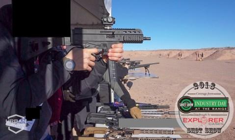 Geissele Brugger Thomet Trigger SHOT Show 2018 Industry Day at the Range