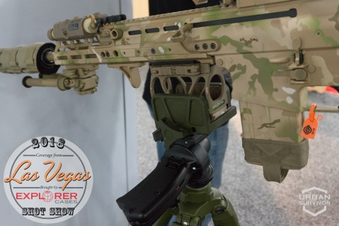 KDG Scarlett MREX Handguard SHOT Show 2018 (2)