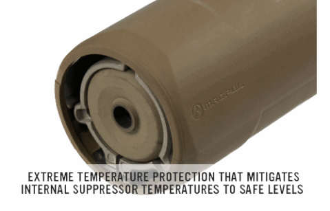 Magpul Suppressor Cover SHOT Show 2018 Urban Survivor Blog (3)