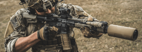 Magpul Suppressor Cover SHOT Show 2018 Urban Survivor Blog (5)