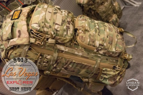 Mystery Ranch SPEAR Assault Patrol Recce Multicam SOCOM SHOT Show 2018 (9)