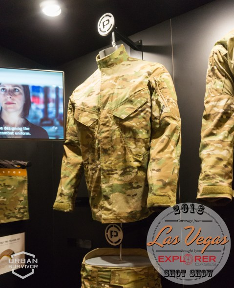 Crye Precision Combat Field Shirt Pants G4 SHOT Show 2018 (9)