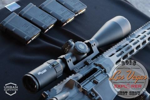 Sig Sauer SIGM400 Elite SHOT Show 2018 Sig Range Day (3)