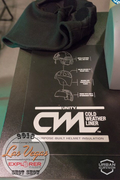TNVC Unity Tactical CWL Cold Weather Liner SHOT Show 2018 (4)