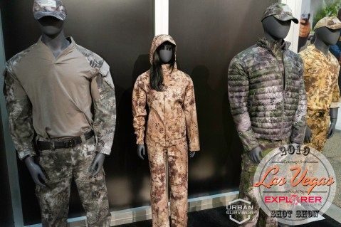 Kryptek SHOT Show 2019
