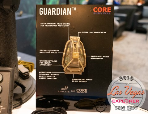 SHOT Show 2019 CORE Survival Helstar 6 LE Law Enforcement (6)