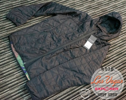 K3 - Kyros Lochi Reversible Jacket Black - M81 Woodland