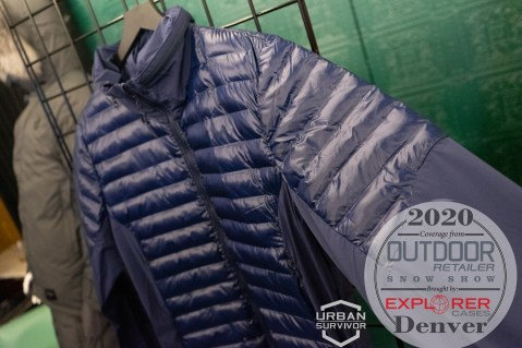 Outdoor Retailer Snow Show 2020 Beyond Clothing K3 - DASCHE JACKET Blue (3)