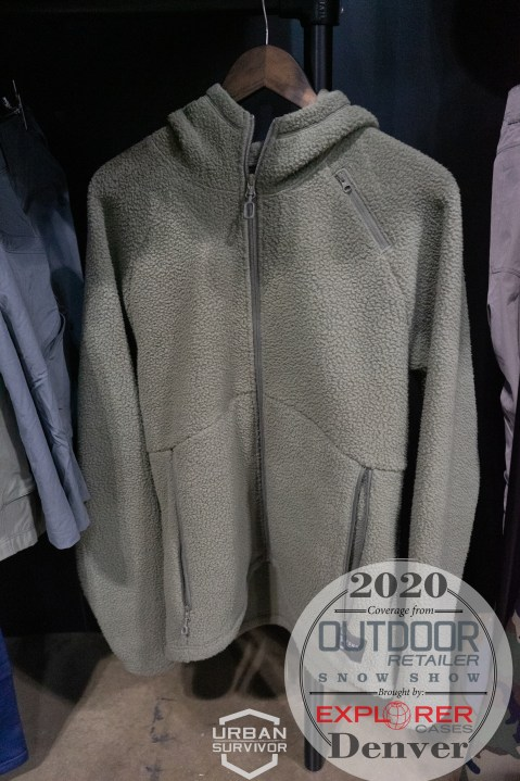Outdoor Retailer Snow Show 2020 Beyond Clothing K3 - DAWA SHERPA FLEECE (2)