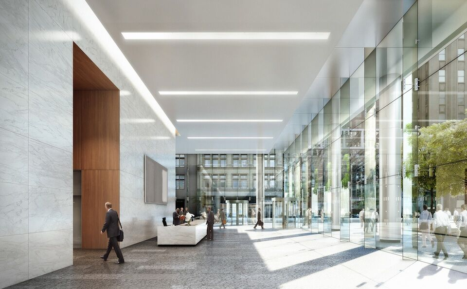 Brookfield Pursuing Bay Adelaide Centre East Tower With