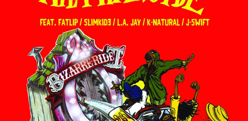 Mama Group & The Doctor's Orders present: Bizarre Ride II The Pharcyde