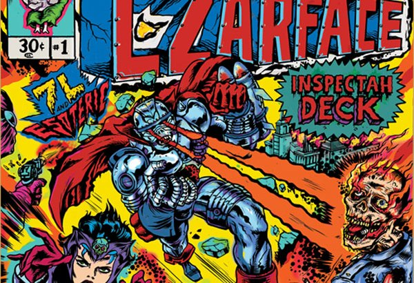 Czarface (Inspectah Deck of Wu-Tang Clan + 7L & Esoteric) - The Great (Czar Guitar) (Music Video)