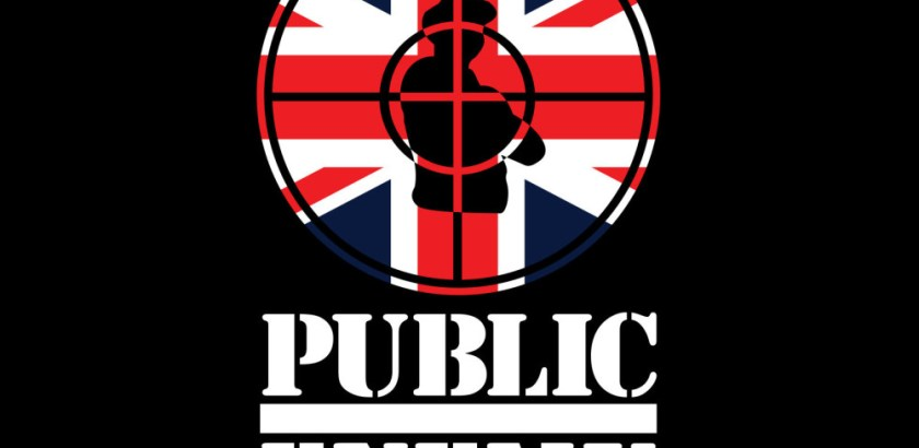 PUBLIC ENEMY  'LIVE FROM METROPOLIS STUDIOS'  (Release Date 04th Sept 2015)