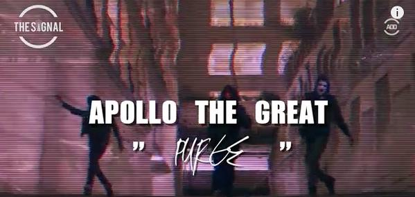 Russell Simmons x All Def Digital's The Signal presents: Apollo Ali – Purge (Music Video)