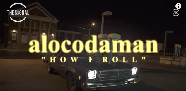 Russell Simmons x All Def Digital's The Signal presents: Alocodaman – How I Roll (Music Video)