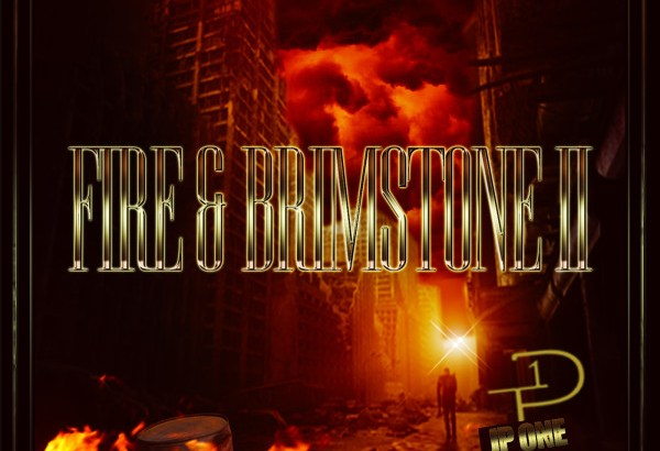 JP ONE – What Will I Do (Music Video) + Fire & Brimstone 2 (Album)