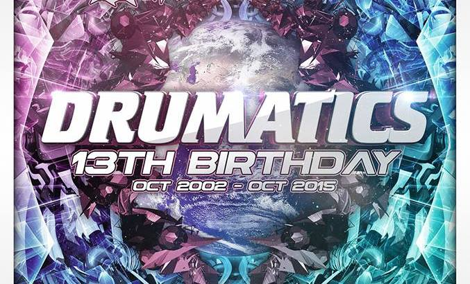 BAR:RAGE & LAST MAN STANDING present: DRUMATICS 13TH BIRTHDAY @ Club No.65 (10th Oct)