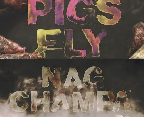 Goldini Bagwell – Pigs Fly (Prod. by Baloogz/Audio) & Nag Champa (Prod. by Lefty/Audio)