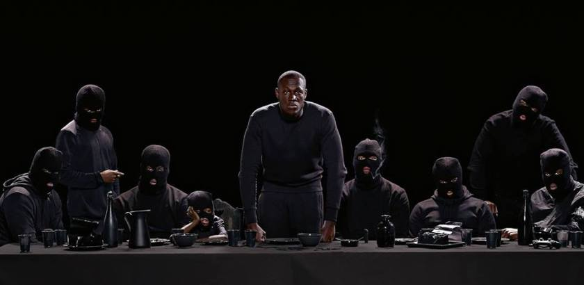 Stormzy - BIG FOR YOUR BOOTS (Music Video) + Gang Signs & Prayer (Album Pre-Order)