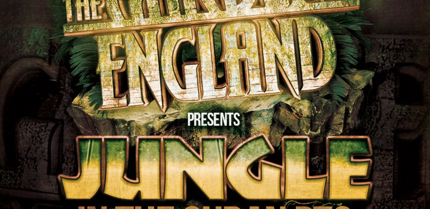 Garden of England presents: Jungle in the Cuban pt2 @ The Cuban Canterbury, Kent, UK (01st March)