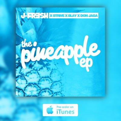 J-Fresh x Blay - Change (Music Video/GRM Daily) + The Pineapple EP (Pre-Order)