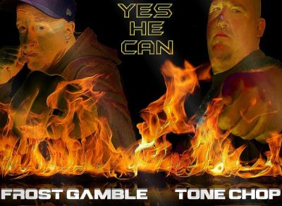 Tone Chop & Frost Gamble - Yes He Can [Freestyle] Music Video