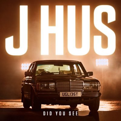 J Hus - Did You See (Music Video/iTunes)