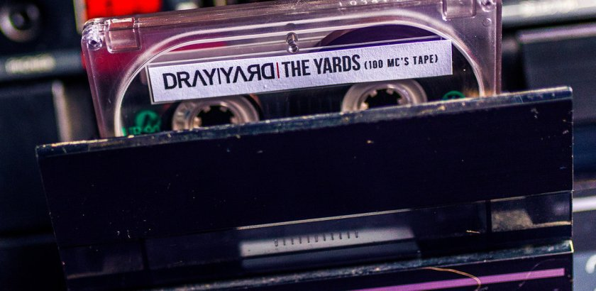 The Yards (100 MC's Tape​)​ - Side A (Prod. by Dray Yard/Audio)