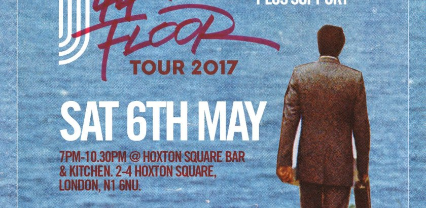 The Doctor's Orders present: Jehst & special guests @ Hoxton Square Bar & Kitchen, London, UK (06th May)
