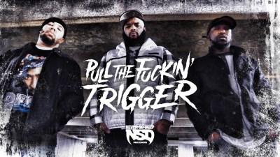 Pull The Fuckin Trigger ft. Sabotawj - Blood Poems (Prod. by DJ Bless/Music Video)