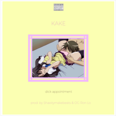 KAKE - dick appointment (Prod. by Shawtymakebeats & OG Ron Lo/Audio)