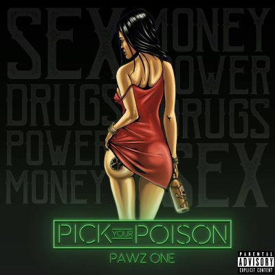 Pawz One - Pick Your Poison (Album/Audio) + Frequent Fliers ft. El Da Sensei (Music Video)