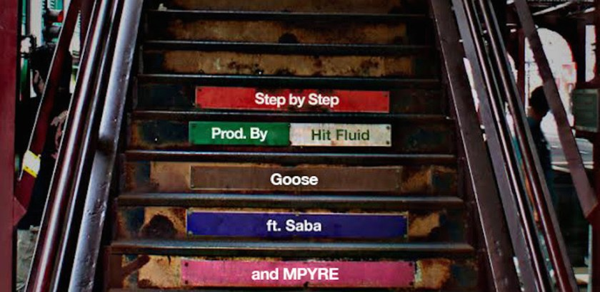 Goose ft. Saba, Ano Ba - Step By Step (Audio/Free Download)