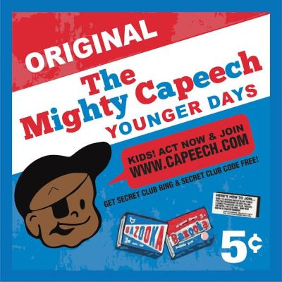 The Mighty Capeech - Younger Days (Prod. by Rel McCoy/Audio)