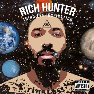 Rich Hunter ft. Joyya Marie - Smile Again (Music Video) + Third Eye Inspiration (Album/iTunes)