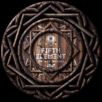 "Millennium Jazz Music Presents: The Jazz Jousters - Fifth Element (Album/Double 12""/Limited Edition Cassette)"
