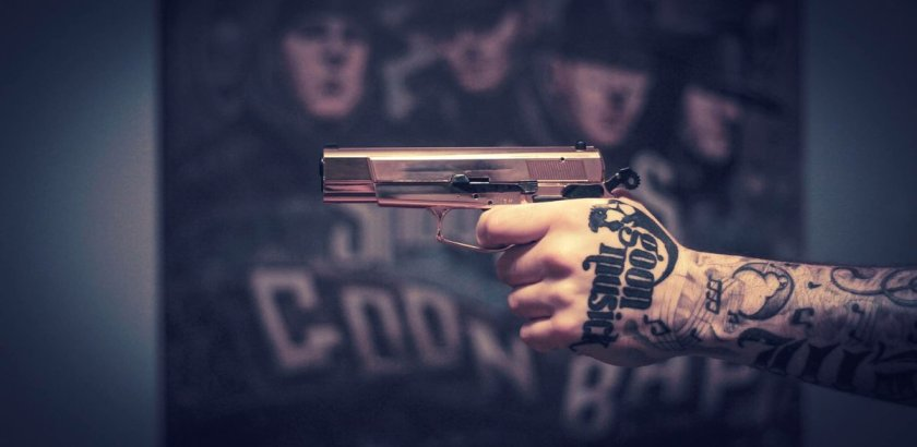 Snowgoons ft. Conway The Machine, Banish & Recognize Ali - Solid Gold Guns (Music Video)