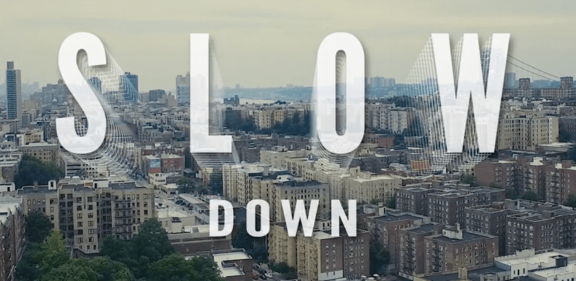 Dave East ft. Jazzy Amra - Slow Down (Music Video)
