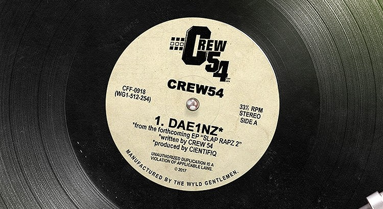 Crew54 & CientifiQ - DAE1NZ (Music Video/Free Download)