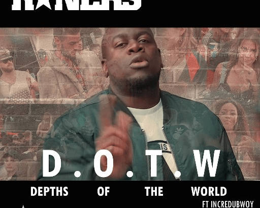K*Ners ft. Incredubwoy - Depths Of The World (Prod. by Self Taught Beats/Music Video/GRM Daily)