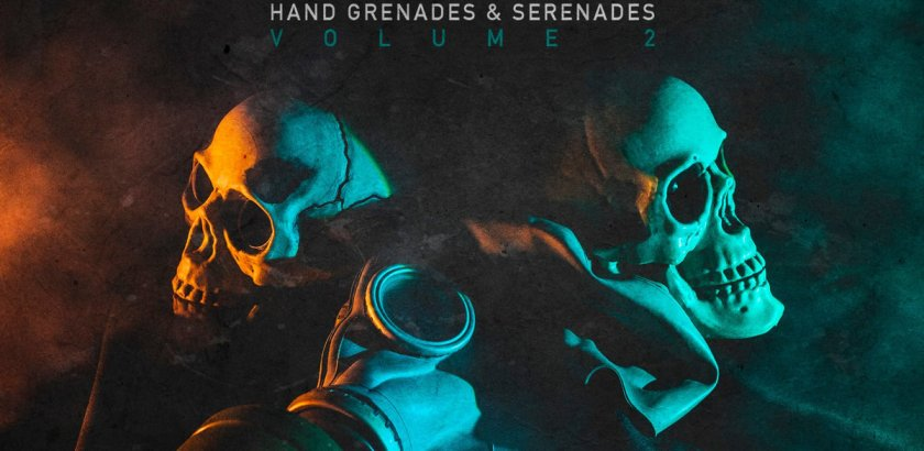 Dray Yard - Hand Grenades & Serenades Volume 2 (Album/Free Download)