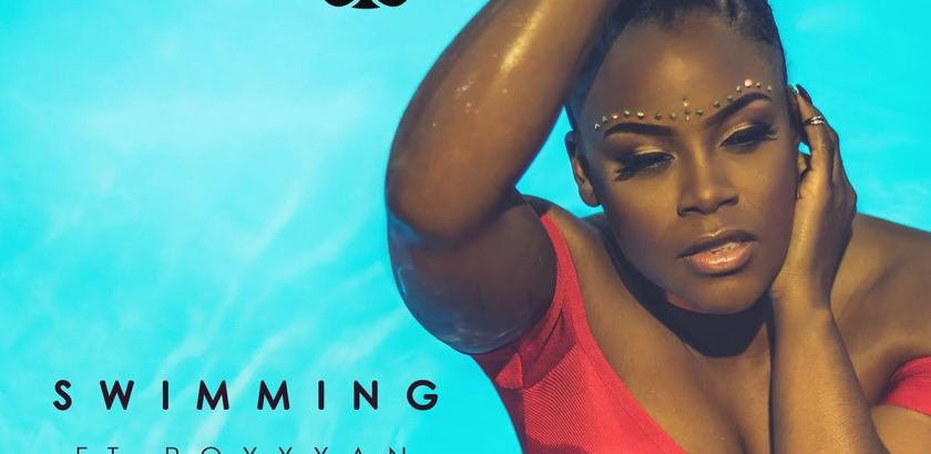 Cherri V ft. RoxXxan - Swimming (Prod. by XVR BLCK/Audio/iTunes/Spotify)
