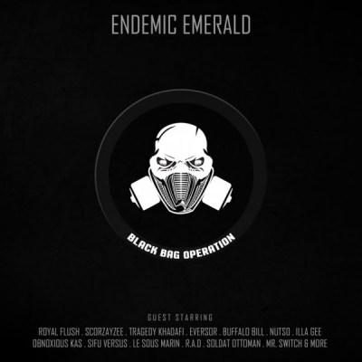 Endemic Emerald ft. Royal Flush, Tragedy Khadafi, Nutso & Illa Ghee - Counterstrike (Music Video)