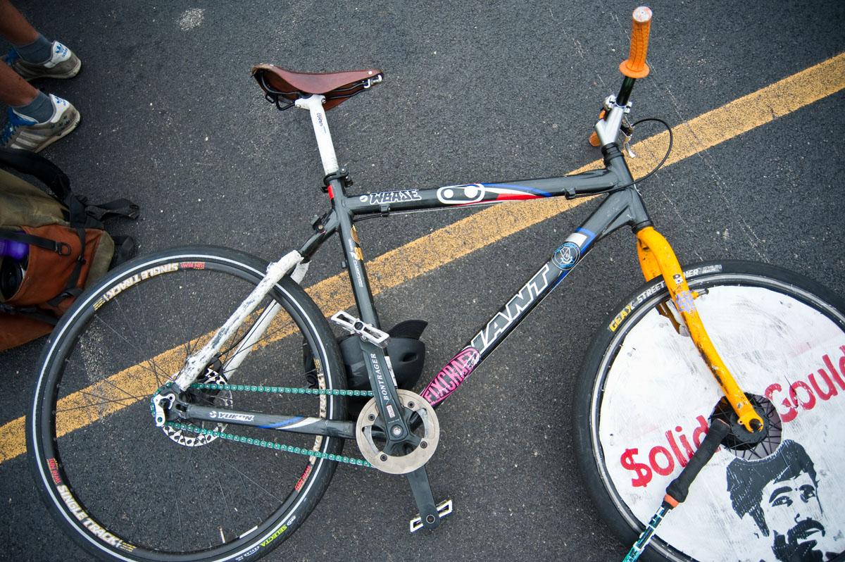 bici de polo